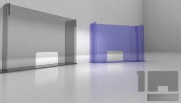 Καταστήματα - Υπηρεσίες - Εταιρείες προστατευτικά Plexiglass